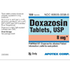 About Doxazosin